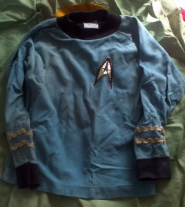 Star Trek for bads and their kids?