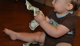 baby money